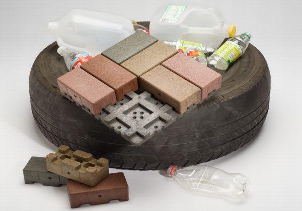 Eco building materials