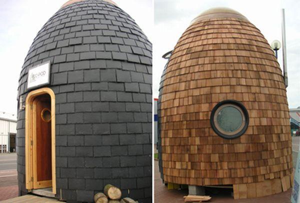 Eco-pod house