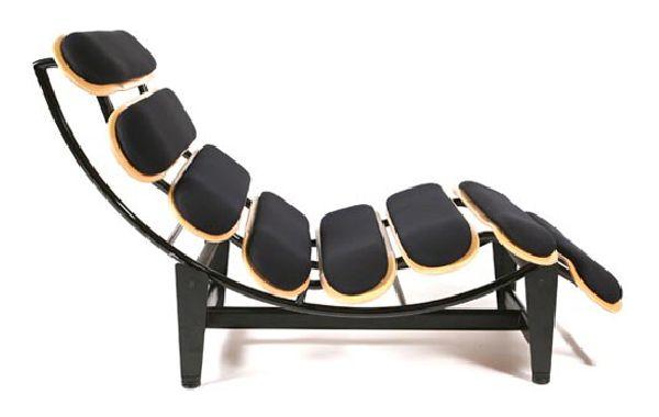 Elegant lounge chair