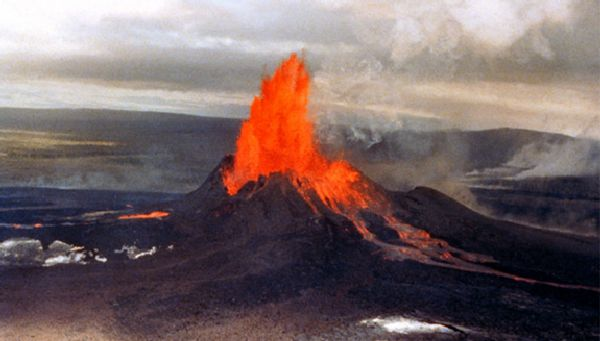 Google invest in volcano power