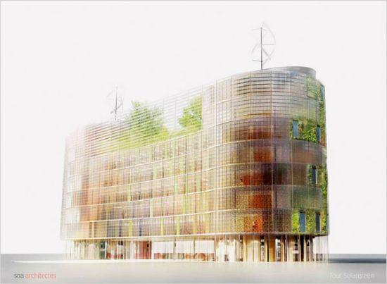 green building 3 V25EU 7071