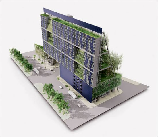 green building 6 Lkcrh 7071