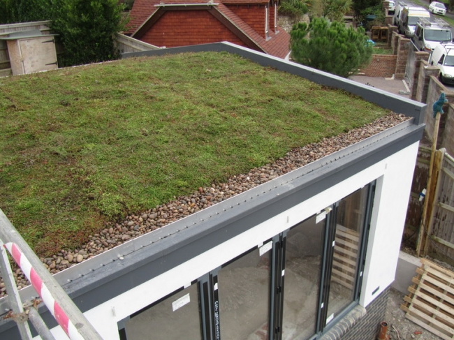 There Are A Number Of Building Materials Available In The Market That May  Be Used To Create A Roof For Your Home, But Those Who Are Environment  Conscious ...