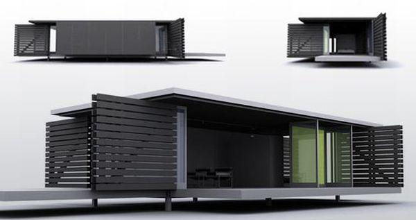 IPAD Portable Homes