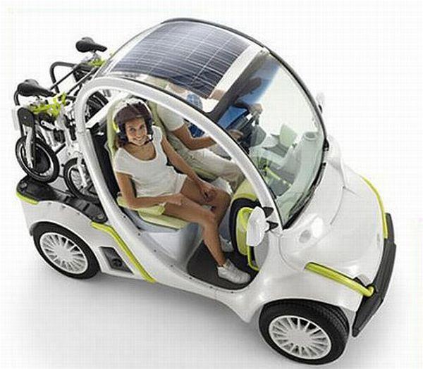 Marta UV neighborhood electric vehicle