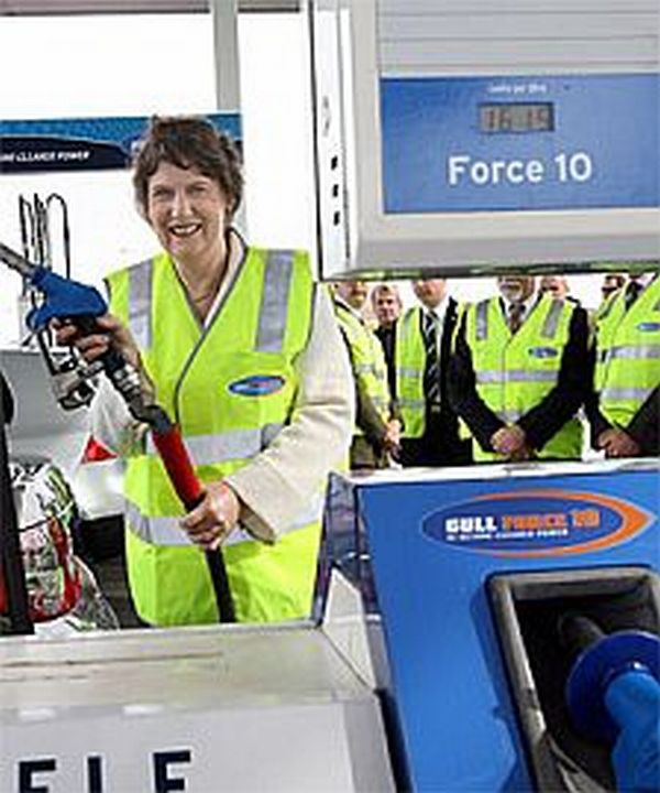 Milk-based biofuel a new alternative at Kiwi pumps