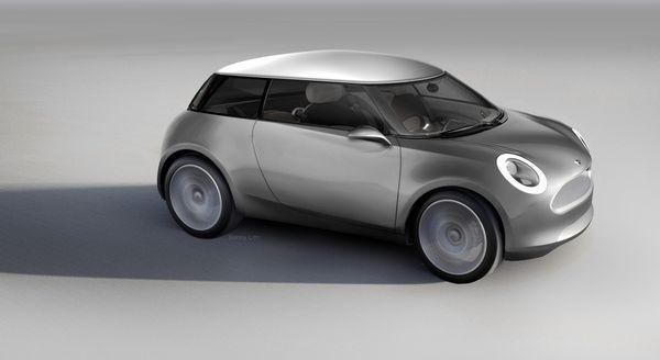 MINI Zero - 2013 Concept