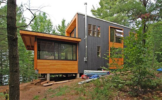 otter lake cottage by altius architecture 2