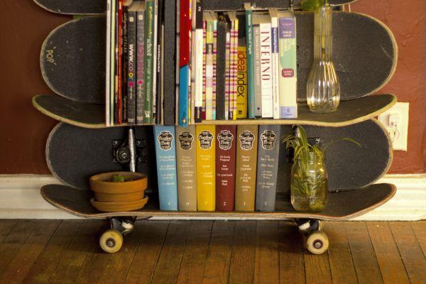 Pure Skateboard Shelf