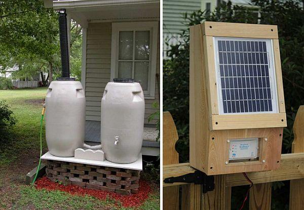 Rainwater Harvesting System