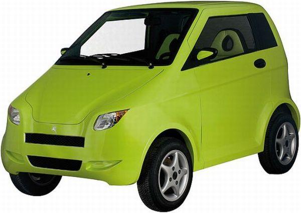 Romet's 4E neighborhood electric vehicle