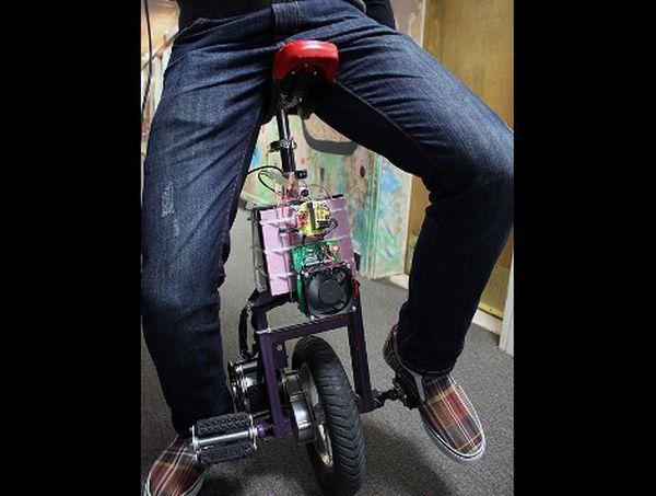 Self-balancing-unicycle