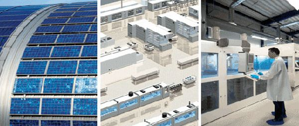 Spark Solar Australia's Solar Cell Manufacturing Project