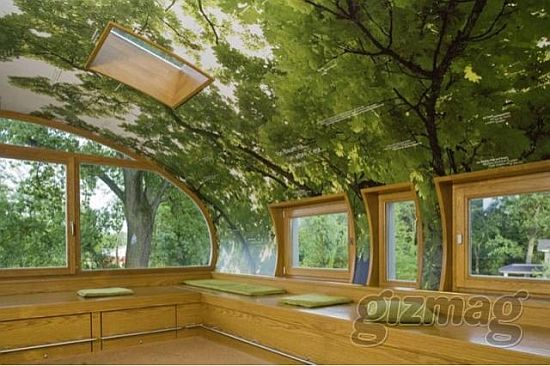 Amazing Prefab Treehouse Contemporary - Best idea home design .