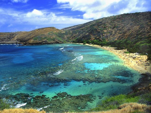 Hanauma Bay Nature Preserve, Hawaii