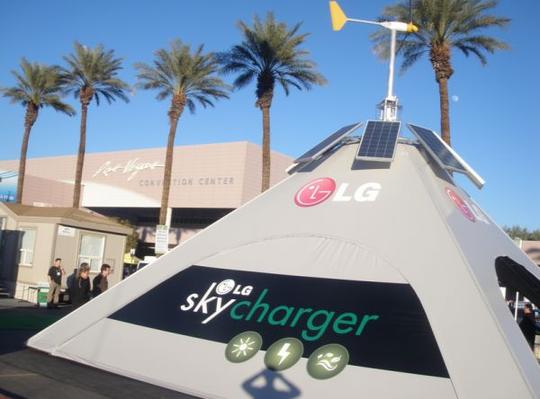 LG's Sky Charger