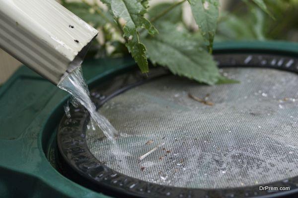 Harvest-Rainwater