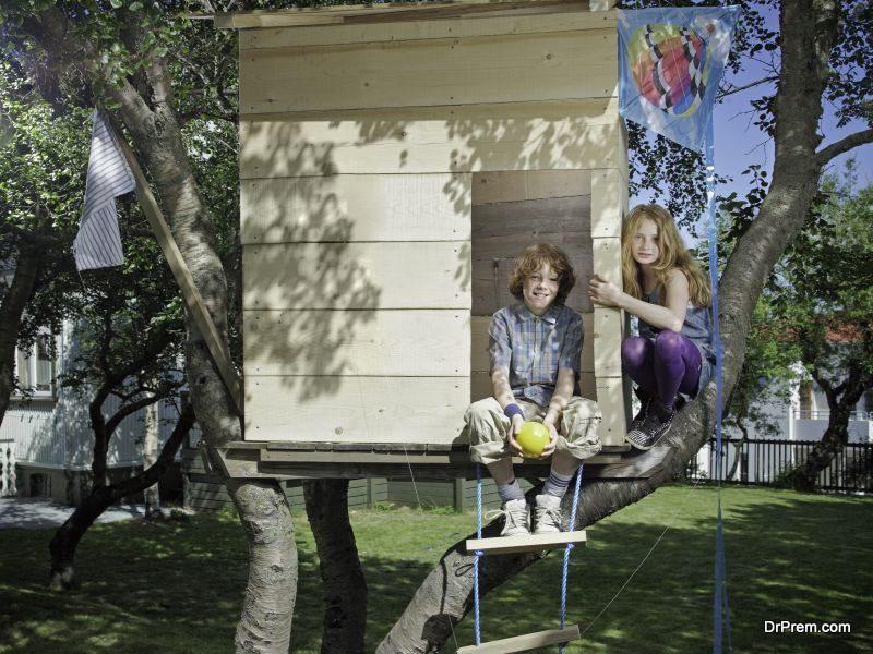 Eco-friendly-tree-house