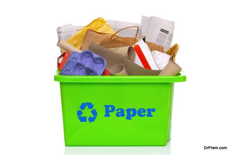 recycle your paper