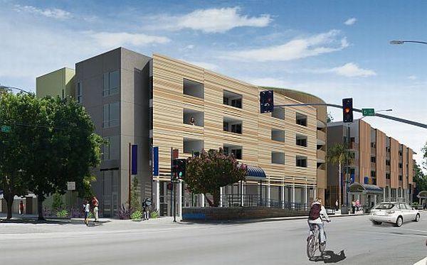 Environmentally friendly housing complexes