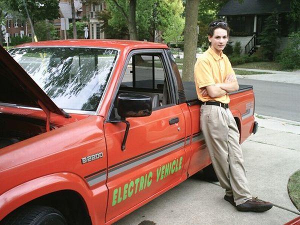 1988 Mazda pickup truck
