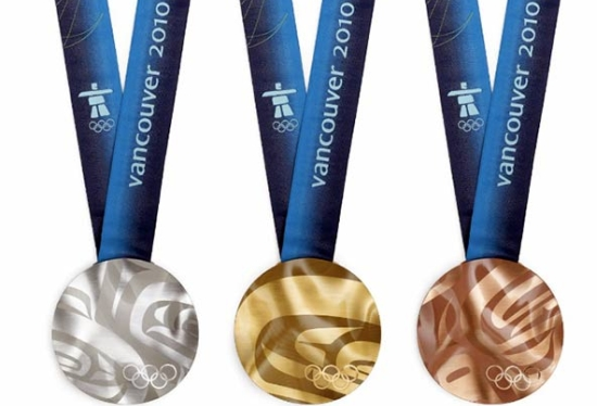 2010 vancouver olympics medals 2