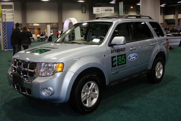 2010 E85 Flexfuel Ford Escape