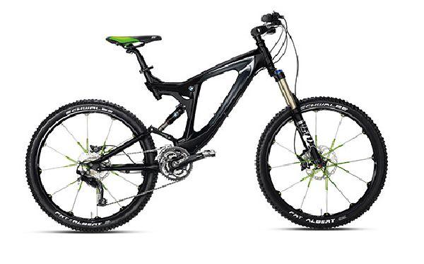 2012 BMW Mountain Bike Enduro
