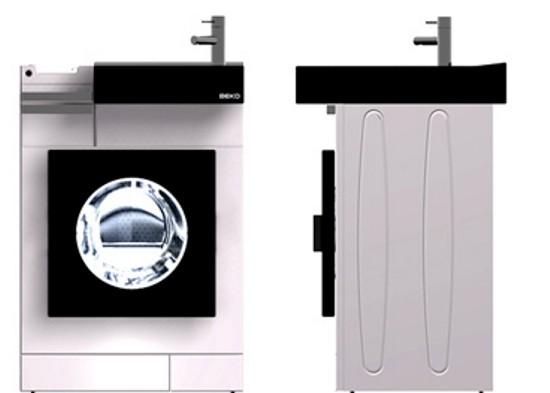 washing machine basin