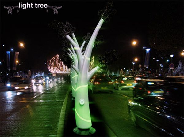 Artificial Trees Pave New Future For Energy And Cleaner