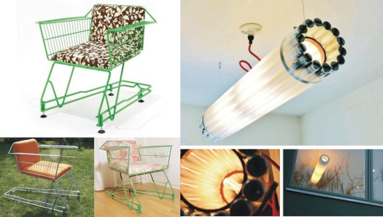 Eco products sneak peek into a bunch of innovative for Creative items from waste