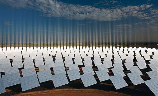 $571 Million Solar Plant
