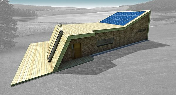 A new concept in sustainable housing