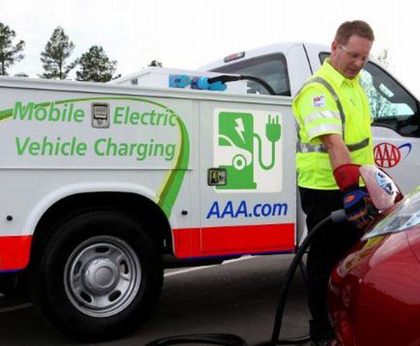 AAA EV Charging
