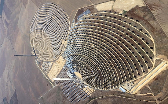 Eco Tech: World's largest solar power tower begins operation