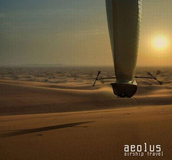 aeolus airship  xwjms 11446