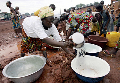 africa needs water resource management