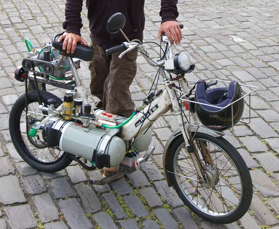 Fresh Air Empowers A Motorbike Too Ecofriend