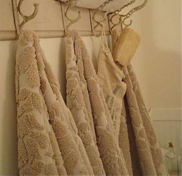 Air dry towels
