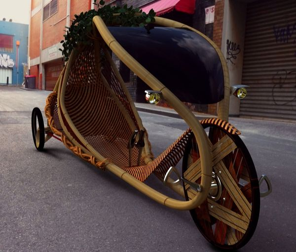 ajiro concept velomobile 1
