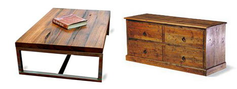 Eco Friendly Products Made Using Recycled Timber Ecofriend