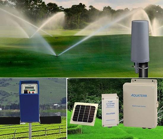 Eco Gadgets Aquaterr Debuts Solar Powered Irrigation
