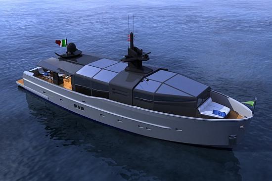 Concept Yachts To Sail You Through Environmental