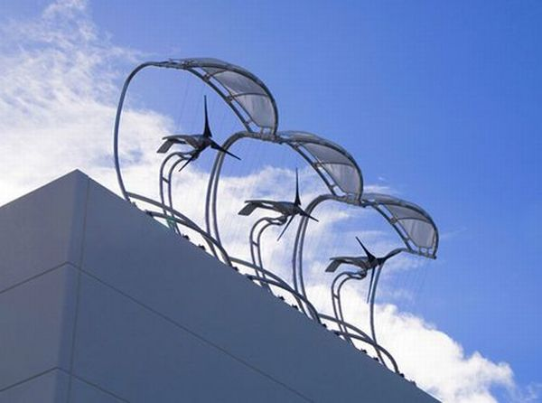 5 micro wind turbines that can have a big impact on the Wind architecture