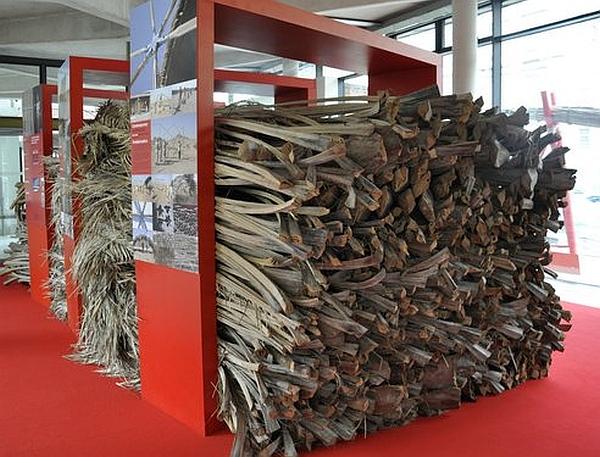 Arish Palm Leaf Sculpture Exhibition