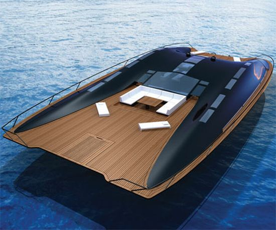 Solar Powered Boats To Sail Clean On Blue Waters Ecofriend
