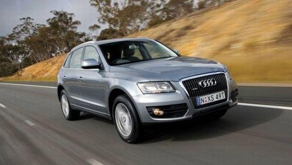 Audi's hybrid Q5