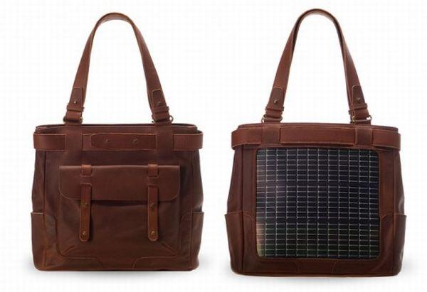 Augusta Sun Powered Bag