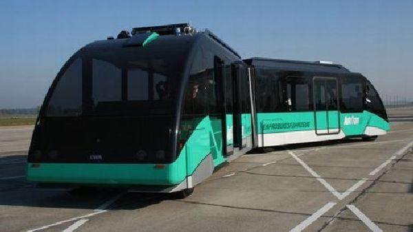 autotram electric vehicle