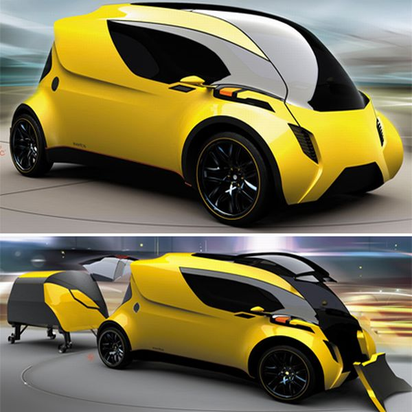 Future Cars: Multipurpose Vehicles For Sustainable Rides